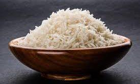 خید برنج سفید